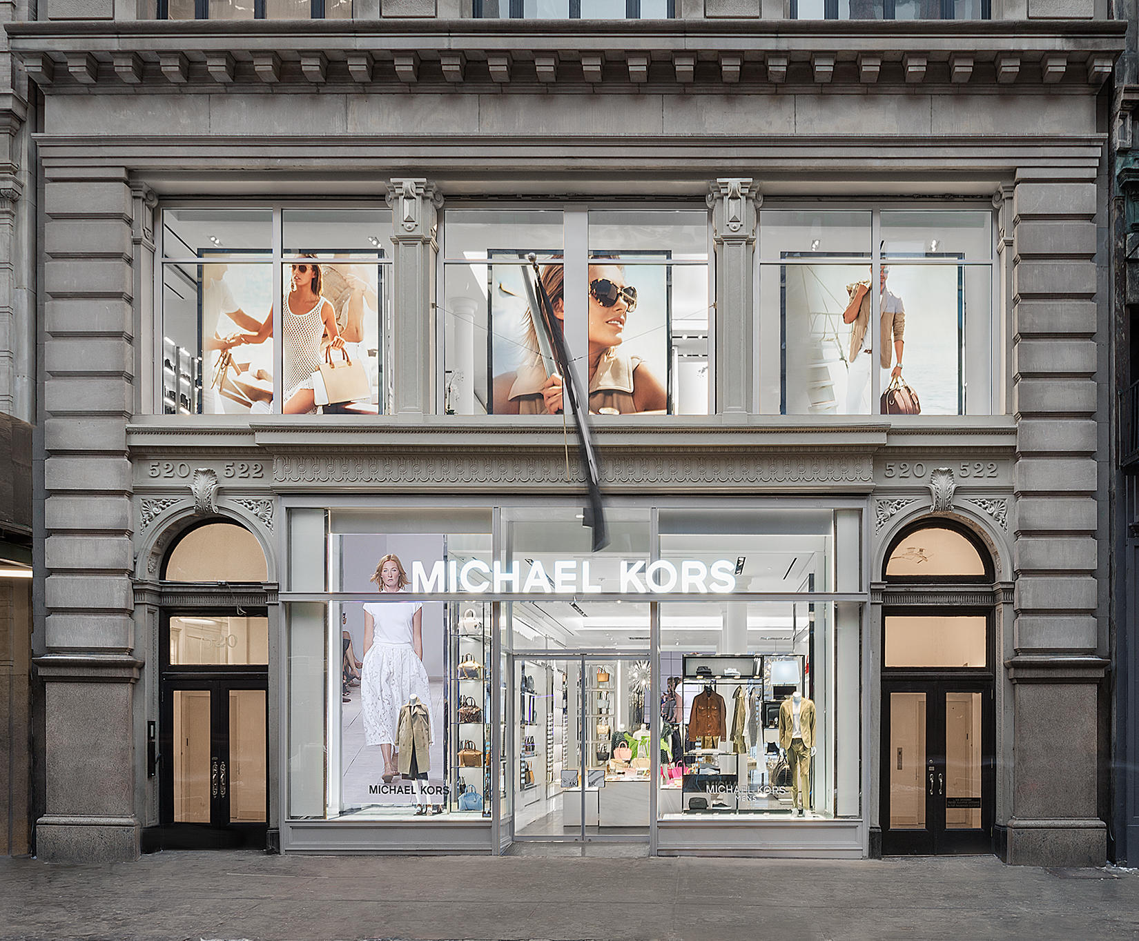 michael kors val d europe