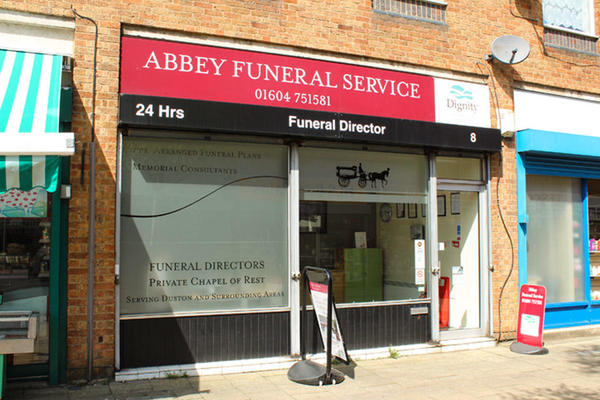 Abbey Funeral Directors in Duston, Northampton