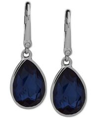 Image of DKNY Stone Drop Earrings, Created for Macy's