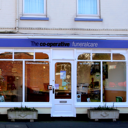 The Co-operative Funeralcare East Cowes