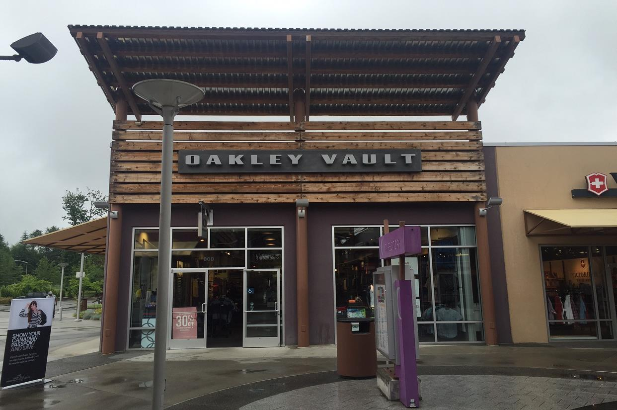 oakley outlet washington state