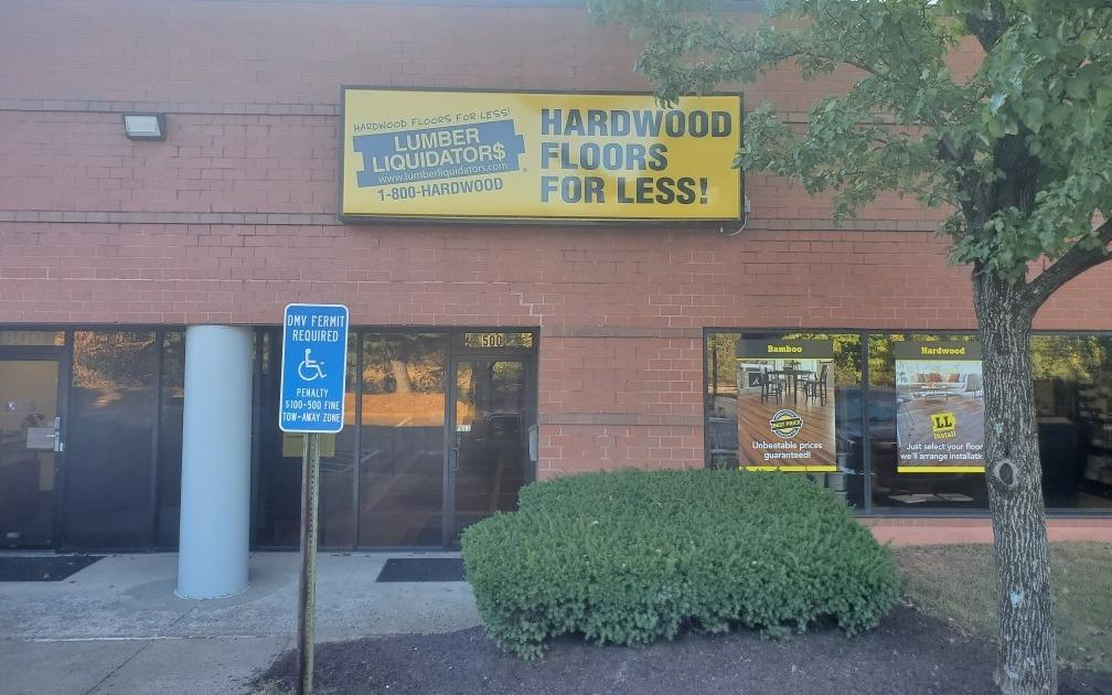 Lumber Liquidators Flooring #1136 Chantilly | 14310 Sullyfield Circle | Store Front