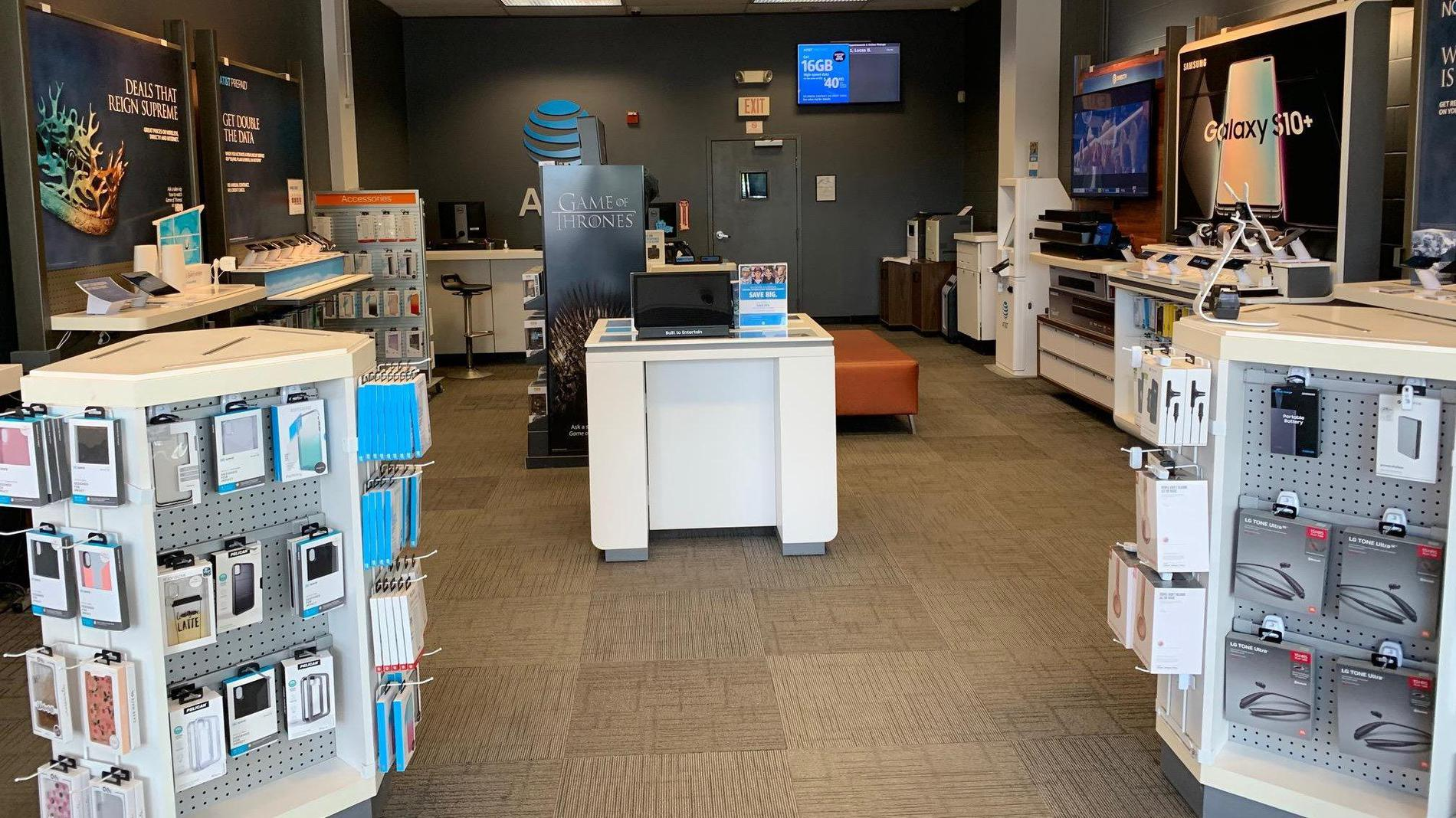AT&T Store - Street Albans - St  Albans, VT