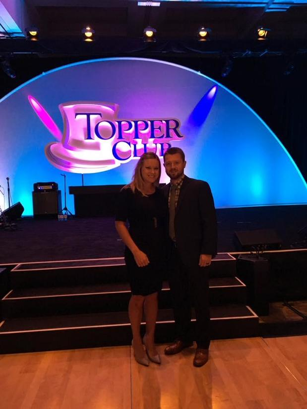 Topper Club Event 2016