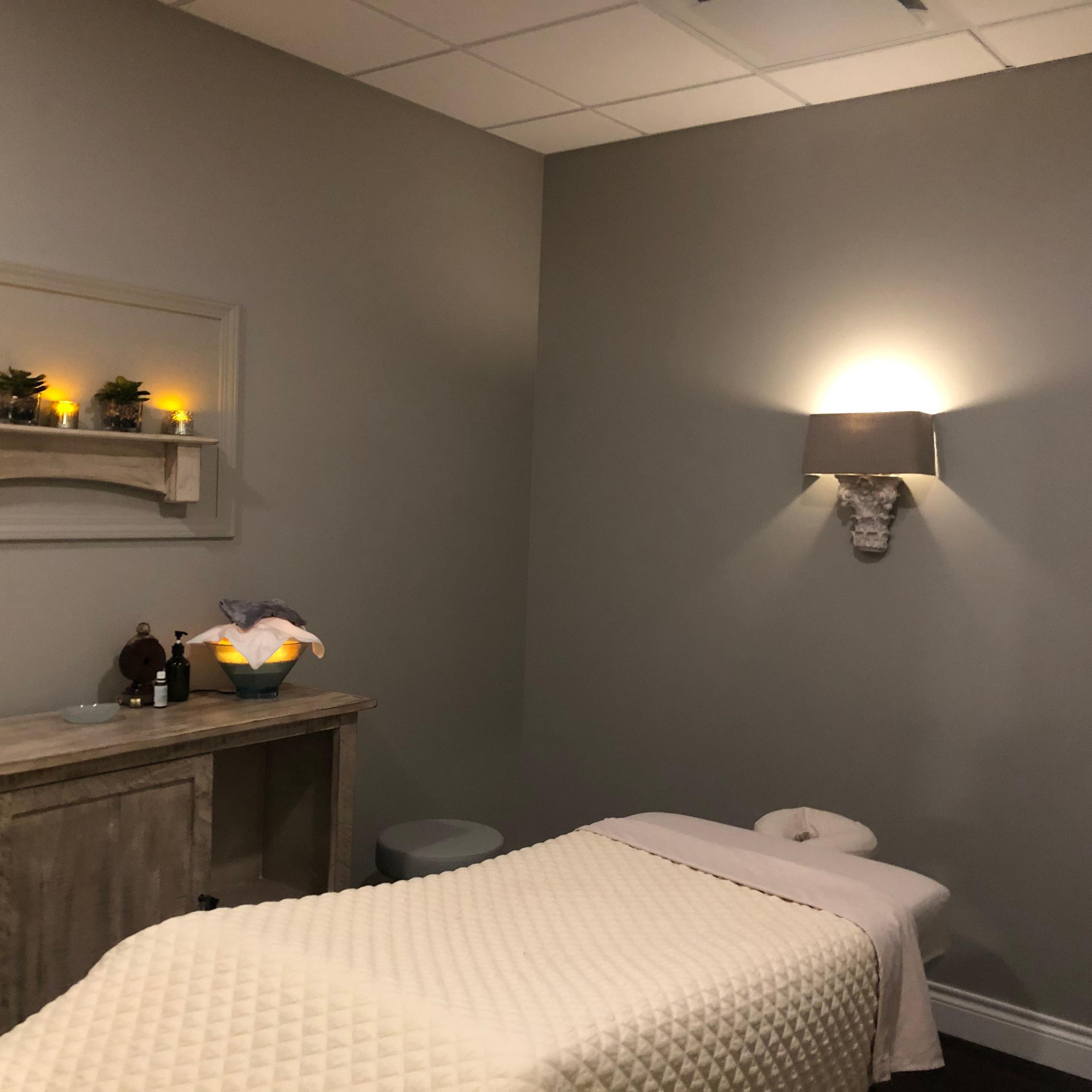 Enjoy one of our many massage services.