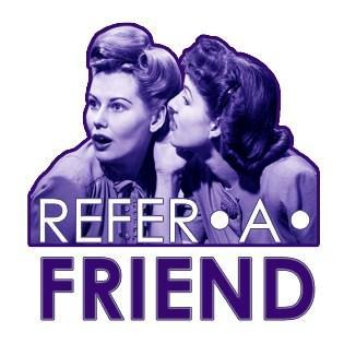 Chris Payne - WE LOVE REFERRALS - Please Refer A Friend