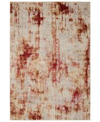 Image of KM Home Alloy 5' x 8' Area Rug