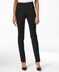 Image of Style & Co Pull-On Skinny Pants, Created for Macy's