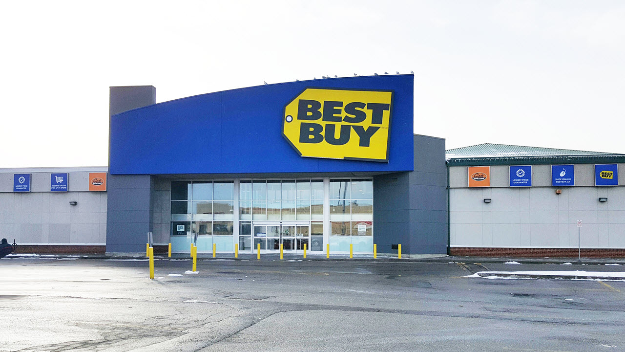 Best Buy Weston