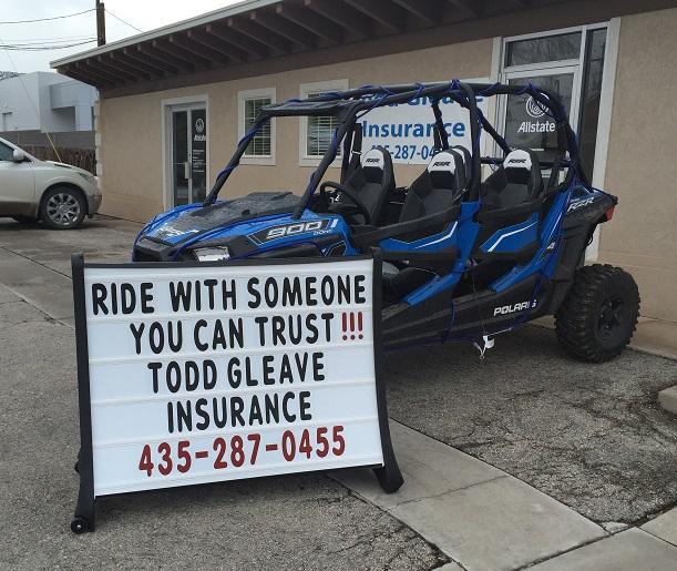 Car Insurance In Richfield, UT - Todd Gleave