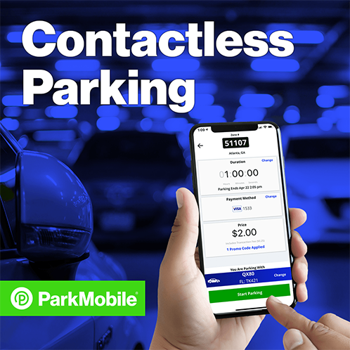 Your Guide to Contactless Parking in D.C. and Montgomery County – ParkMobile