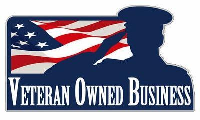 Veteran business logo.