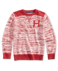 Image of Tommy Hilfiger Daniel Cotton Sweater, Big Boys