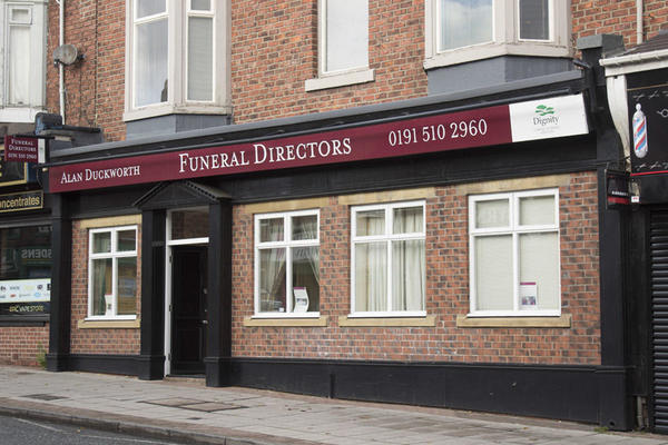 Alan Duckworth Funeral Directors in Sunderland