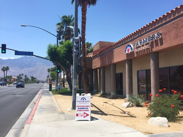 We are conveniently located on Ramon Road across from Wienerschnitzel.