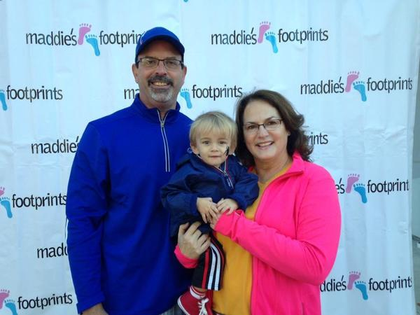 Mike Collado - The Allstate Foundation Helps Maddie's Footprints