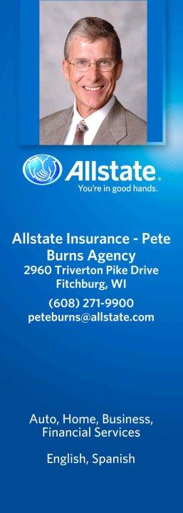 Allstate Insurance Quote Cool Life Home & Car Insurance Quotes In Fitchburg Wi  Allstate