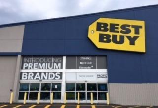 Best Buy Poughkeepsie Building