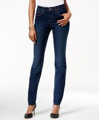 Image of Style & Co Curvy-Fit Skinny Jeans, Created for Macy's