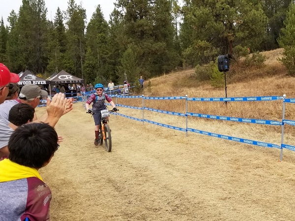 Clark Nielsen - Supporting Centennial High School Mountain Biking Club