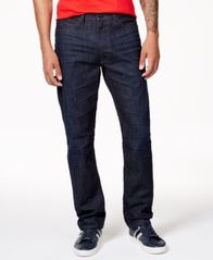 Image of Sean John Men's Athlete Tapered-Fit Jeans, Created for Macy's