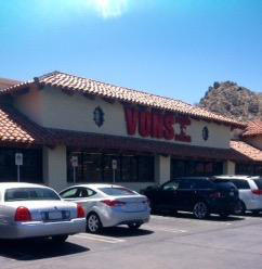 Vons Store Front Picture at 78-271 State Highway 111 in La Quinta CA