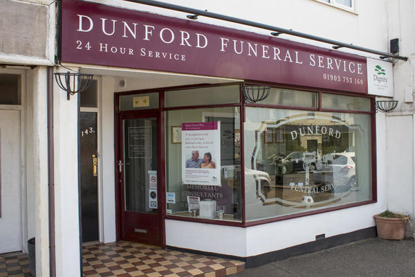 Dunford Funeral Directors in Lancing