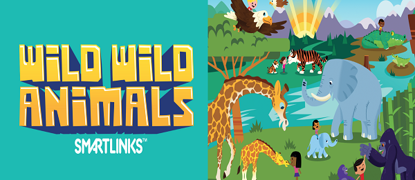 Wild Wild Animals Smartlinks™