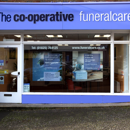 The Co-operative Funeralcare Uckfield