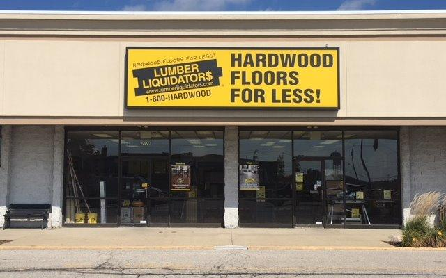 Lumber Liquidators Flooring #1243 Ontario | 2178 West 4th Street | Store Front