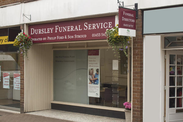 Dursley Funeral Directors in Dursley, Gloucester.
