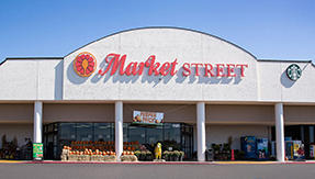 Market Street Sunset Dr Store Photo