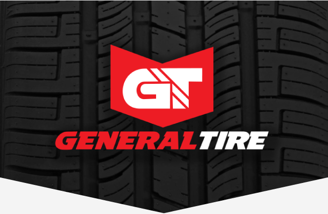 Get $70 instant savings on all sets of General tires! PLUS, receive up to a $100 rebate when you purchase a qualifying set of General Tires!  BUT WAIT THERE'S MORE!!!!  Receive a mail-in rebate for $50 when you use your Tire Discounters Credit Card!  That's a total savings of up to $220! PLUS get a FREE alignment with 4-tire TD Standard Installation. ($99.99 value)