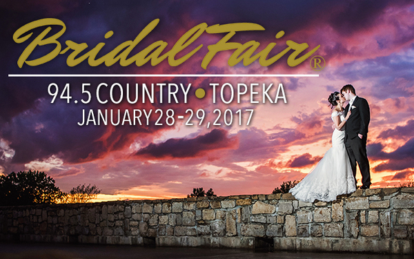 Brian Green - Join Me: 94.5 Country Topeka Bridal Fair