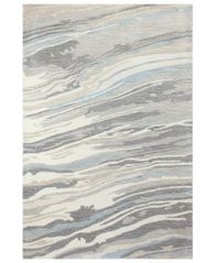 "Image of Hotel Collection Granite GR1 3'9"" x 5'9"" Area Rug, Created for Macy's"