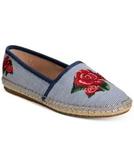 Image of Charter Club Joeey Espadrille Flats, Created For Macy's
