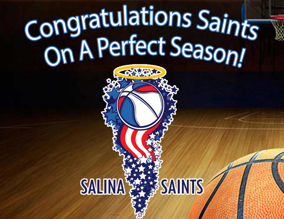 Salina Saints Basketball