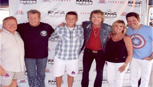 Farmers® Insurance Meet and Greet with Rascal Flatts.