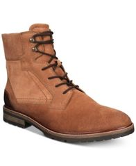 Image of Bar III Men's Whitaker Suede Boots, Created for Macy's