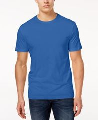 Image of Club Room Men's Performance T-Shirt, Created for Macy's