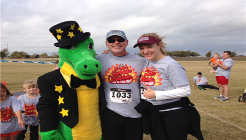 5K Fundraiser completed for Grace Academy in Prosper, Texas!