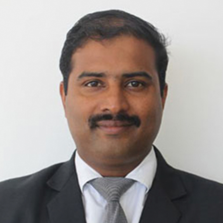 MR. MANOJ THOMAS's headshot