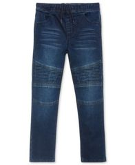 Image of Epic Threads Moto Denim Jeans, Little Boys (2-7), Created for Macy's