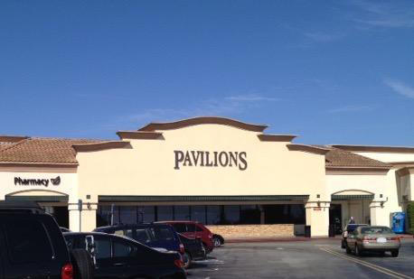 Pavilions Store Front Picture at 11030 Jefferson Blvd in Culver City CA