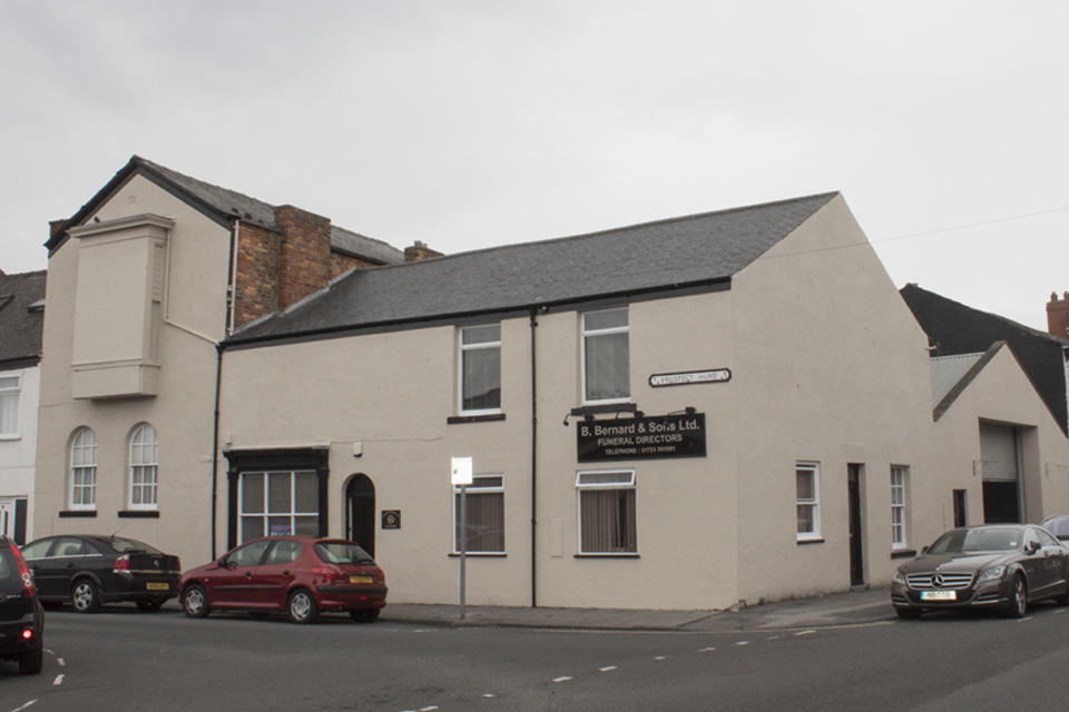 B Bernard & Sons Funeral Directors in Scarborough