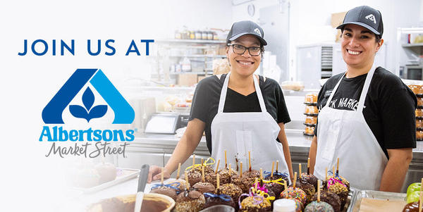 Event Image - Job Opening at our new Market Street Albertsons Location