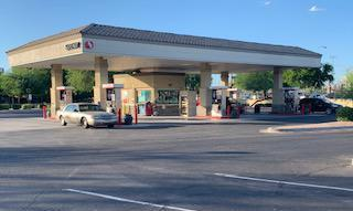 Safeway Fuel Station Store Front Picture - 4910 S Alma School Rd in Chandler AZ