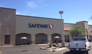 Safeway Store Front Picture at 14175 W Indian School Rd in Goodyear AZ