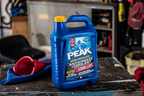 Peak 50/50 Antifreeze