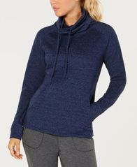 Image of 32 Degrees Fleece Funnel-Neck Top